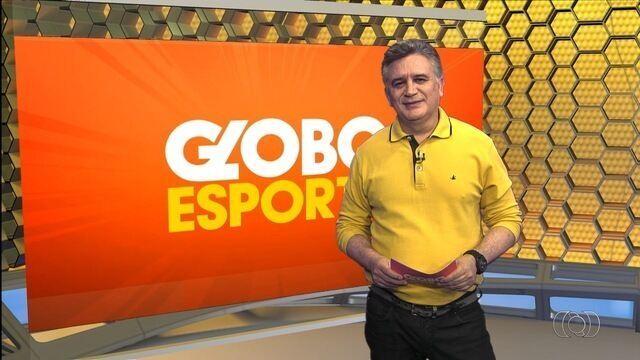 Globo Esporte GO - 24/09/2016 - Íntegra