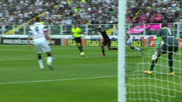Melhores momentos de Figueirense 3 x 1 Santa Cruz pela 27ª rodada do Campeonato Brasileiro