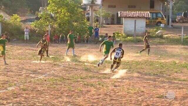 Campeonato Rural de futebol amador movimentam a Zona Rural de Teresina