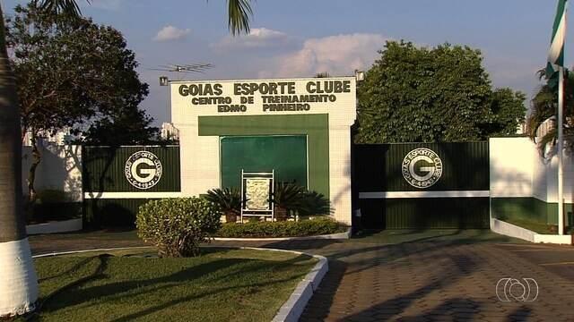 Goiás encerra preparação com mais um treino fechado