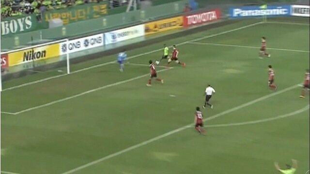 Ricardo Lopes marca gol na Champions da Ásia e é destaque no Gols Tocantinenses