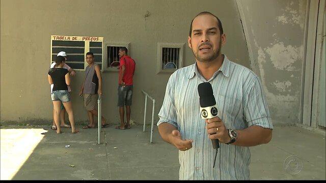 Antonio Vieira fala da partida entre Botafogo-PB x Boa Esporte direto do Estádio Almeidão