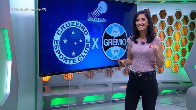 Globo Esporte RS - Bloco 2 - 30/09