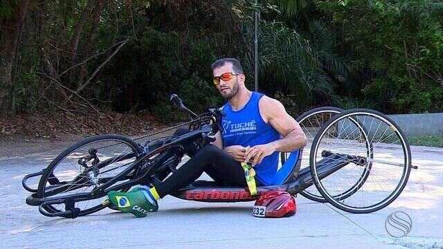 Após medalhas na Copa Brasil e sem apoio, paraciclista Ulisses Freitas faz desabafo
