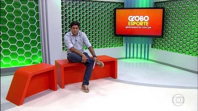 Globo Esporte PE 21/10/16