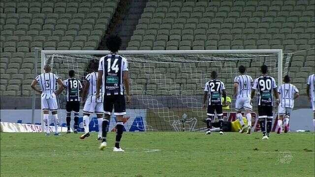 Tatiana Alencar mostra os bastidores do triunfo do Ceará diante o Bragantino
