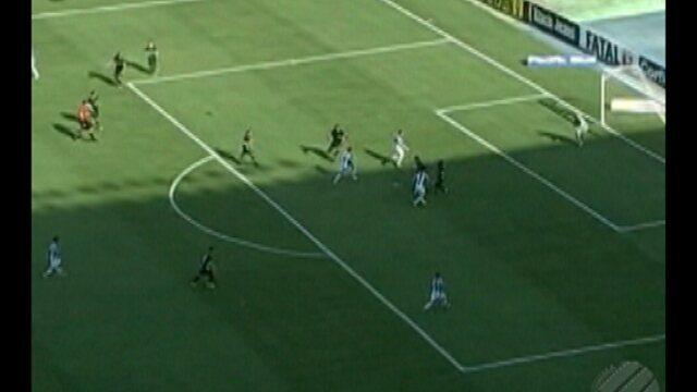 Papão empata no centésimo jogo de Dado Cavalcanti no comando da equipe
