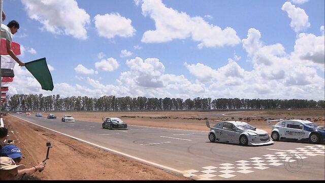 Autódromo Internacional da Paraíba é inaugurado com prova da Copa Norte-Nordeste de Marcas