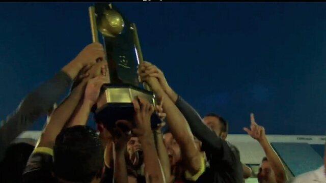 Guarani de Juazeiro empata e garante Bicampeonato da Taça Fares Lopes
