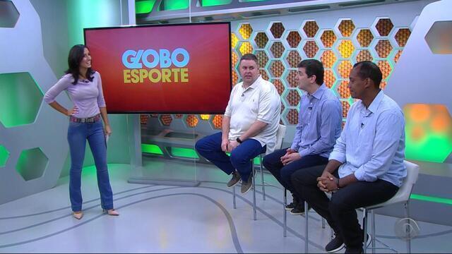 Globo Esporte RS - Bloco 4 - 25/10