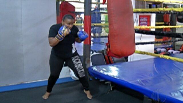 Jovem mogiana está pronta para a disputa do Pan-Americano de kickboxing