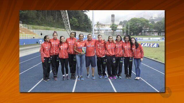 Equipe de atletismo de Mato Grosso volta com 10 medalhas do Brasileiro Sub-16