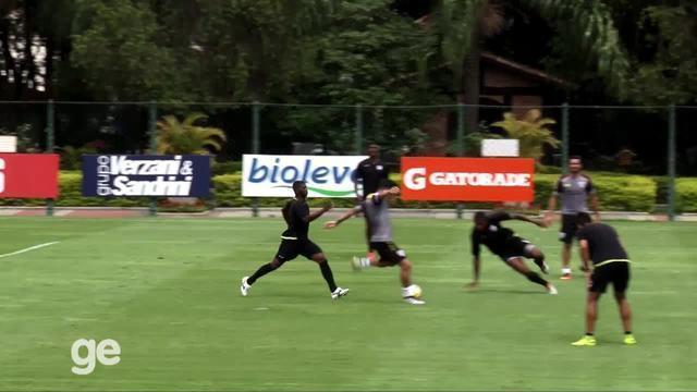 Veja os gols do jogo-treino São Paulo 1 x 1 Nacional