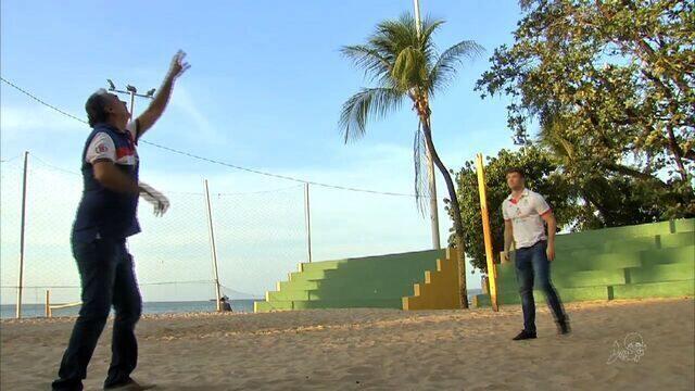 Cearense é destaque do Campinas, que disputa a Supercopa de vôlei em Fortaleza