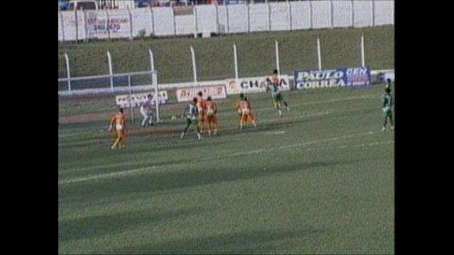 Em 2009, Chapecoense goleia Naviraiense no Virotão pela Série D do Brasileirão