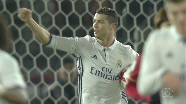 BLOG: Diferença técnica leva Real Madrid ao título do Mundial de Clubes da FiFA em 2016