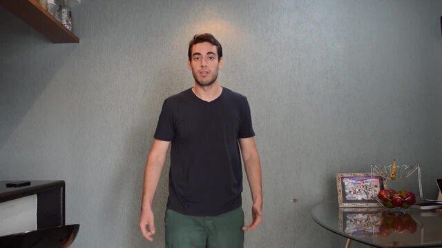 Osvaldo conta como perdeu 27kg em seis meses