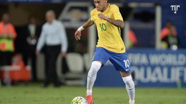 Retrospectiva 2016 - Neymar Jr - Seleção Brasileira