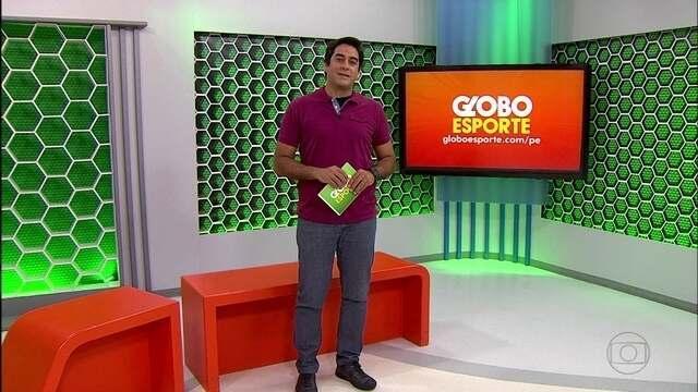 Globo Esporte/PE - 17/01/2017