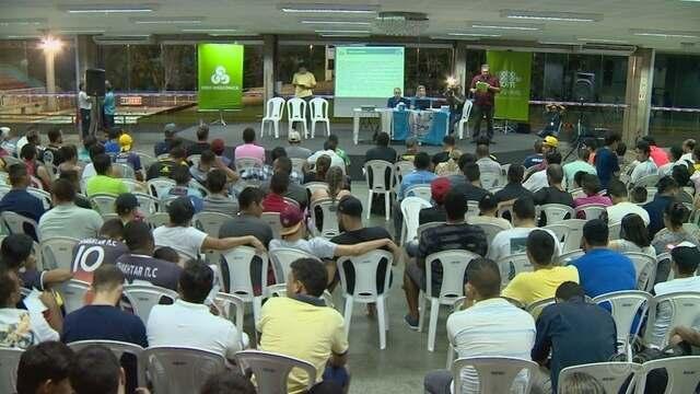Assista à íntegra do Globo Esporte AM desta terça (17)