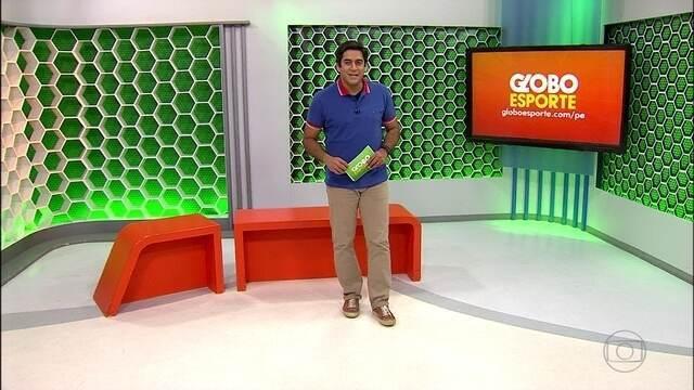 Globo Esporte/PE - 20/01/2017