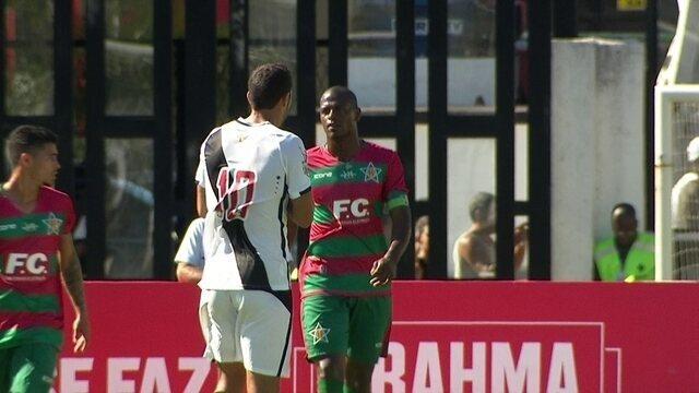 Melhores momentos: Vasco 1 x 0 Portuguesa-RJ pela 5ª rodada da Taça Guanabara