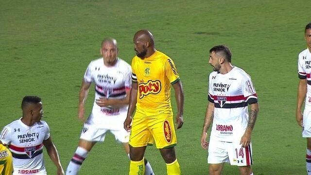 Melhores momentos de São Paulo 2 x 2 Mirassol pela 4ª rodada do Campeonato Paulista