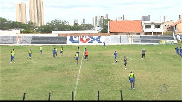 Treze não conta com Marcelinho Paraíba para jogo contra o Auto Esporte