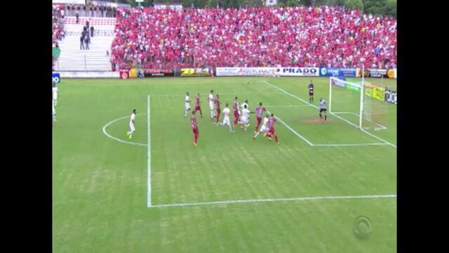 Os gols de Passo Fundo 2 x 2 Internacional pela 4ª rodada do Campeonato Gaúcho