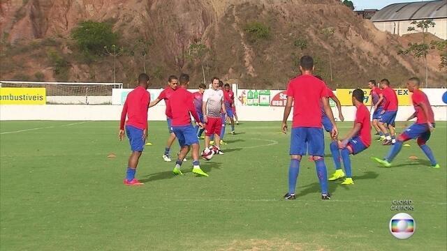 Náutico entra em campo, contra Belo Jardim, tentando voltar a vencer