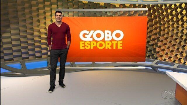 Globo Esporte GO - 20/02/2017 - Íntegra