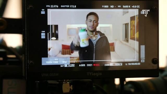 Making of Sidney Oliveira - Neymar Jr - Jan/17