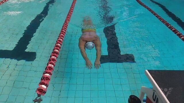 Apresentado em Santos, Felipe França mira recorde mundial
