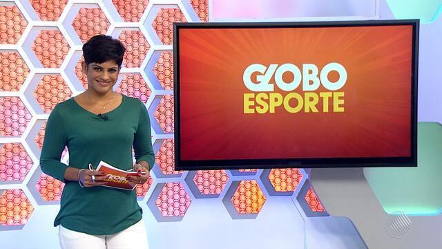 Globo Esporte BA - Íntegra do dia 23/02/2017