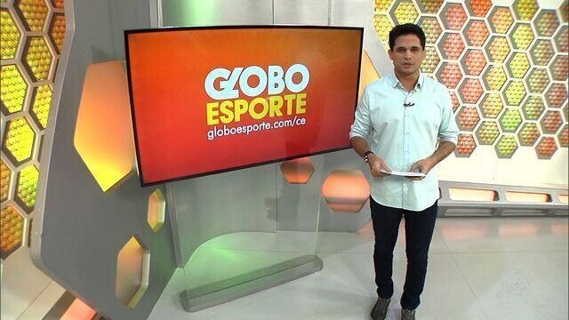 Bloco 1 - Globo Esporte CE - 24/02/2017