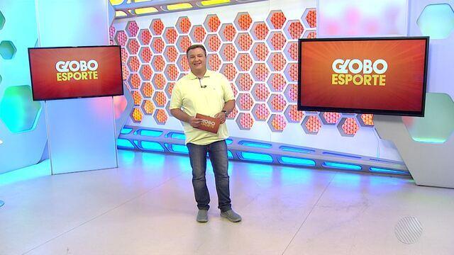 Globo Esporte BA - Íntegra do dia 25/02/2017