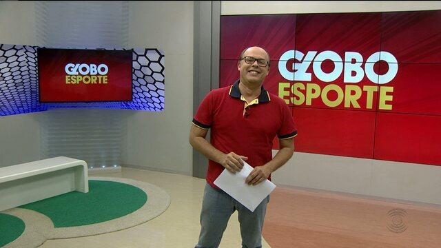 Confira a edição deste sábado do Globo Esporte