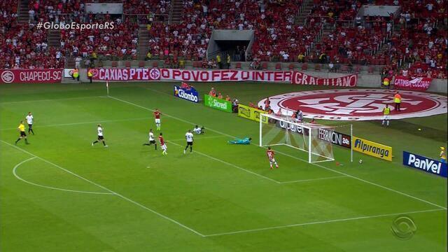 Inter vence o Brasil de Pelotas por 1 a 0 em partida pelo Gauchão