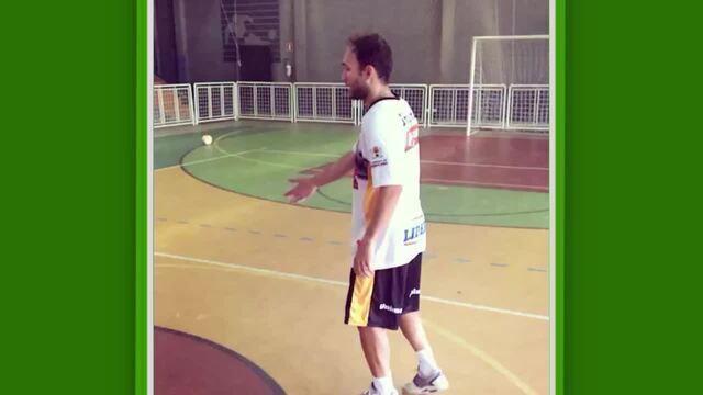 BLOG: Mitou! Rodrigo chuta do meio da quadra e acerta a cesta em treino do Sorocaba