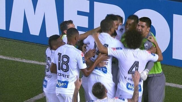BLOG: Santos e Palmeiras foram surpreendidos pela aplicação tática dos adversários na Libertadores