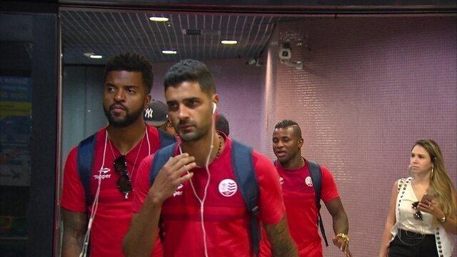 Sem a Copa do Nordeste, Náutico foca na sequência da temporada