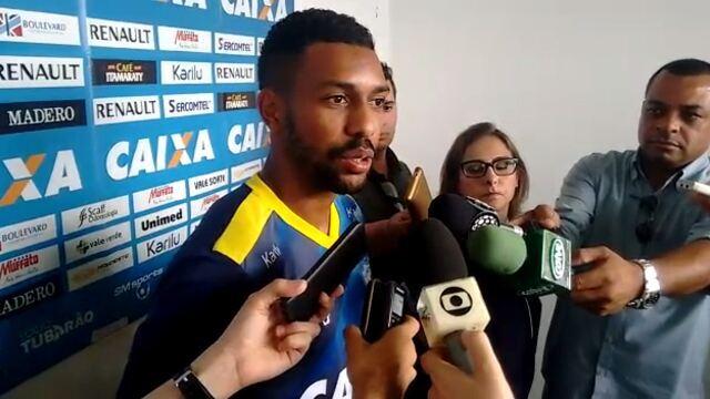 Bídia pode ser novidade no Londrina e lembra da importância da vitória na rodada