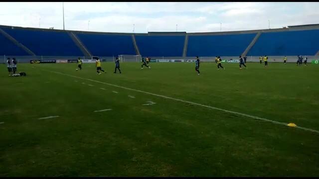 Londrina treina no CT SM Sports para jogo decisivo com o JMalucelli