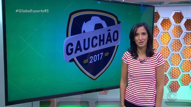 Globo Esporte RS - Bloco 2 - 25/03