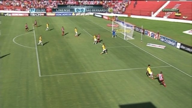 Veja os melhores momentos de Linense 1 x 0 São Bernardo, pelo Campeonato Paulista