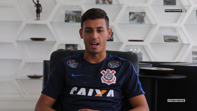 Vai, Corinthians - As crias do terrão: Marciel, volante do Corinthians