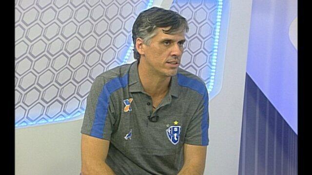 GE na Rede: veja a íntegra da entrevista com Sérgio Serra, presidente do Paysandu