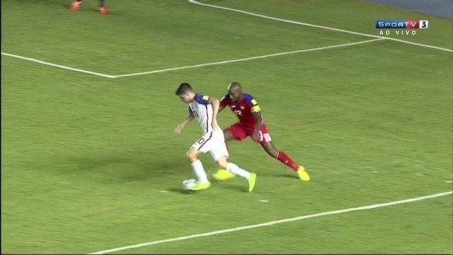 Os gols de Panamá 1 x 1 Estados Unidos pelas Eliminatórias da Copa do Mundo