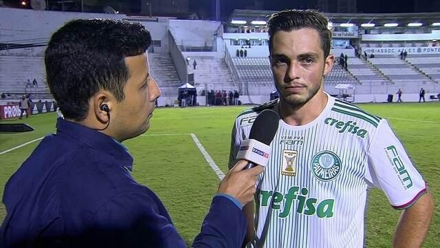 Hyoran comenta derrota para a Ponte Preta, e fala sobre o gol perdido no fim do jogo