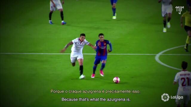 La Liga - Jornada 30 - FC Barcelona 3x0 Sevilla